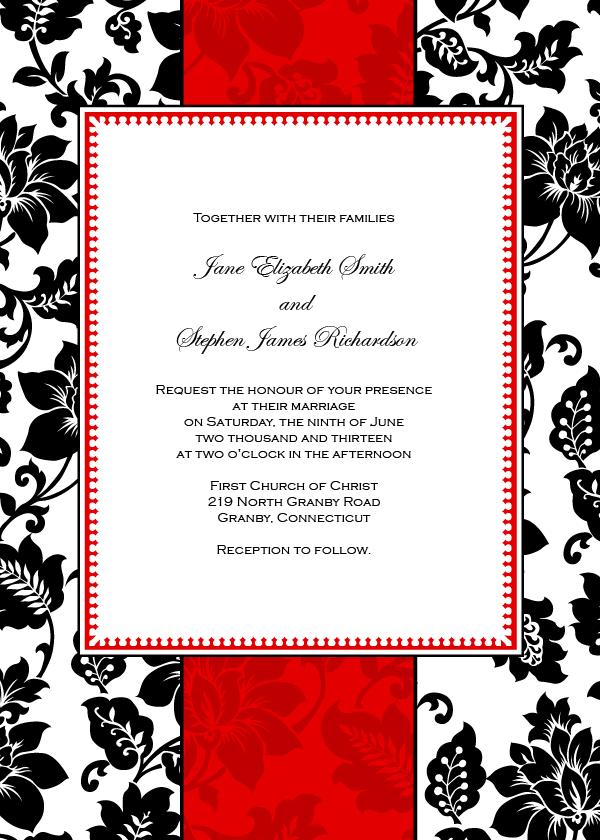 Art Deco Background Wedding Invitation Wedding Invitation Templates Printable Invitation Kits