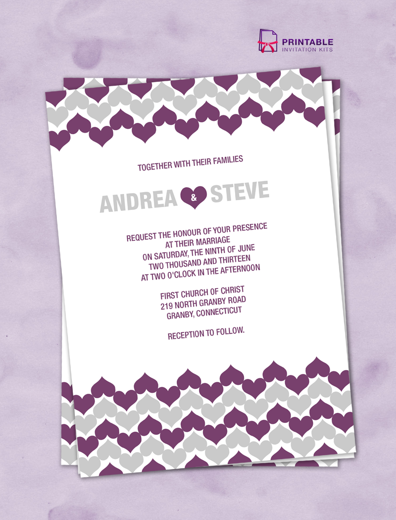Nerdy image throughout printable invitation kits